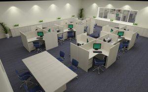 nội thất văn phòng Hải Phòng