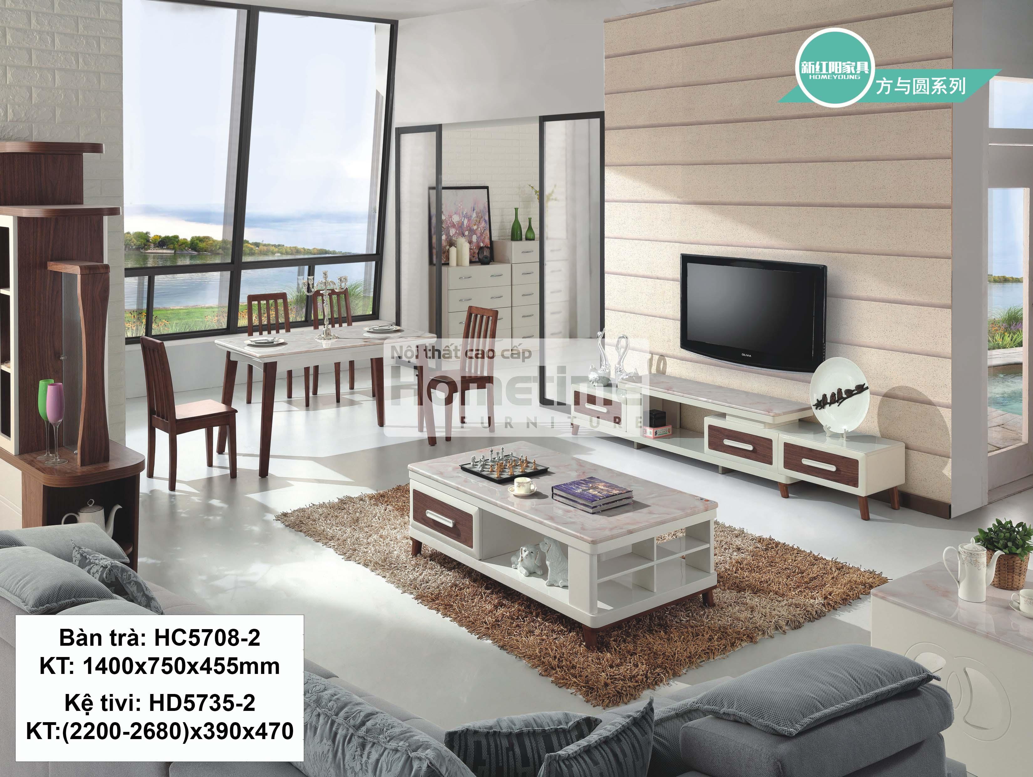 Thiết kế nội thất phòng khách tại Hải Phòng