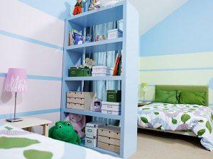 Mẫu trang trí nội thất phòng ngủ đẹp cho bé yêu