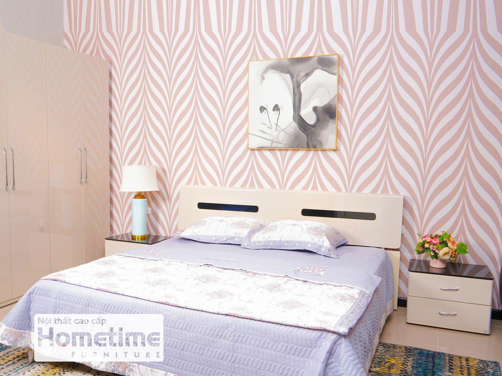 Giường ngủ đẹp hiện đại 3313