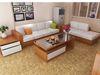 Sofa gỗ Hải Phòng SFG 02