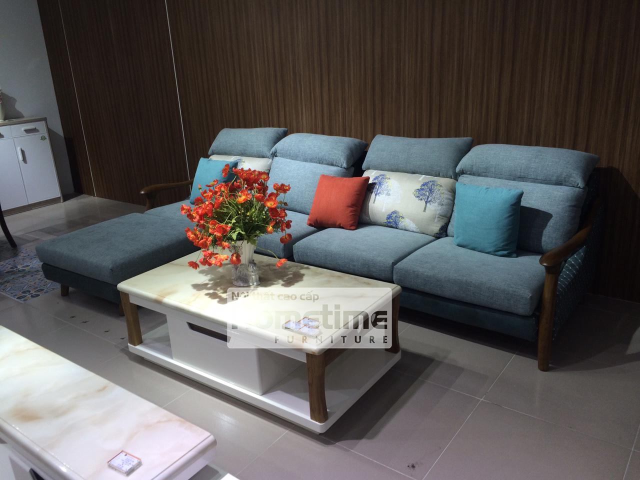 sofa nỉ đẹp Hải Phòng