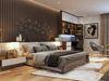 Thiết kế nội thất phòng ngủ chị Huyền Tây Sơn 001
