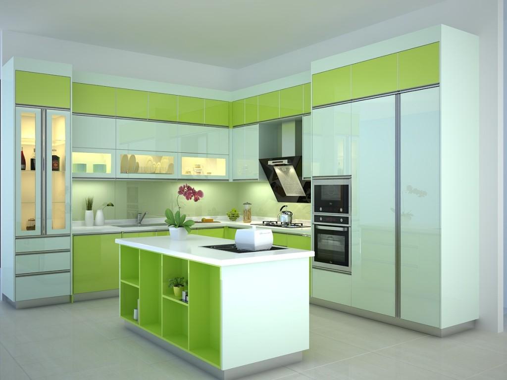 Những lưu ý thiết kế nội thất phòng bếp