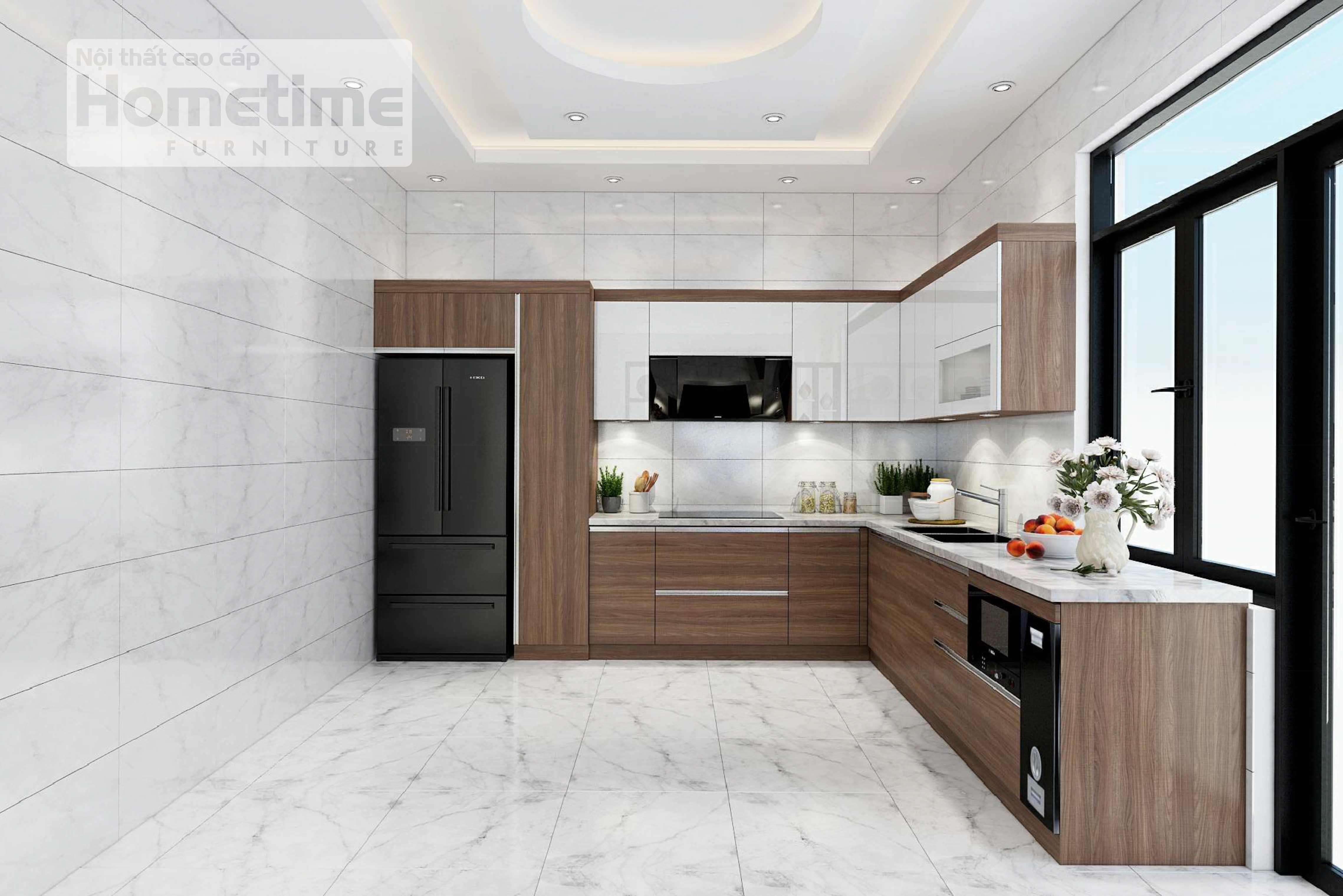 Tủ bếp hiện đại
