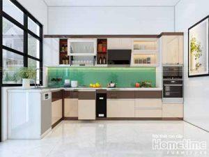 Xưởng đóng tủ bếp uy tín chất lượng tại Quảng Ninh