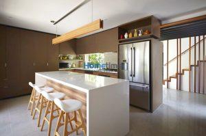 7 mẫu tủ bếp đẹp hiện đại