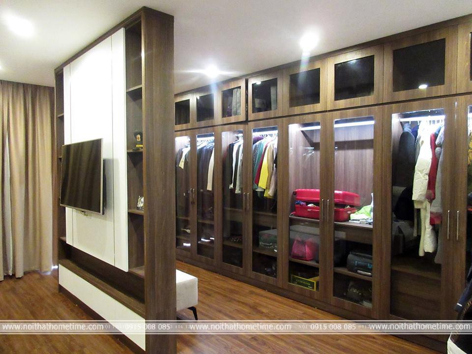 Chiếc tủ quần áo lớn cho căn phòng