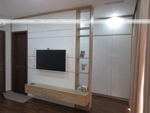 Thi công nội thất tại chung cư Đằng Hải, Hải Phòng