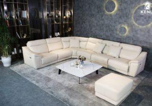 Sofa EE27 văng L động cơ