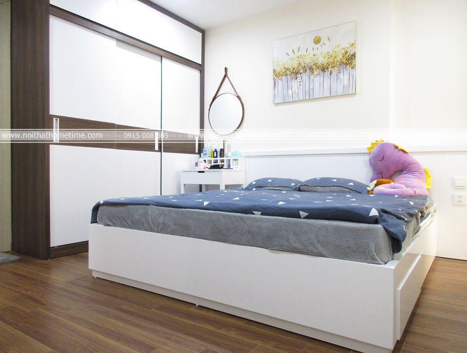 thi công nội thất căn hộ chung cư Hoàng Huy tại Hải Phòng