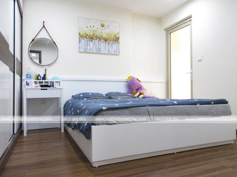 Hình ảnh phòng ngủ của chung cư cao cấp