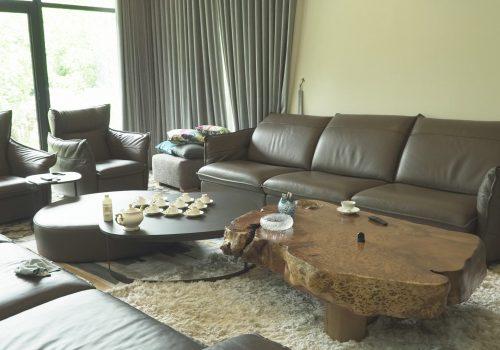 Sofa da thật Softy đầy lịch lãm