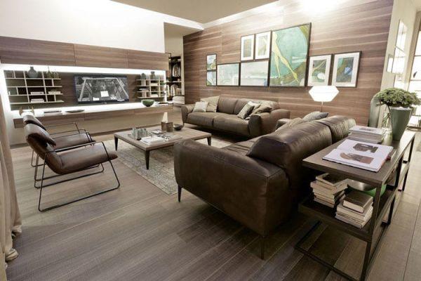 Sofa Xcomfort với thiết kế hiện đậi đẳng cấp
