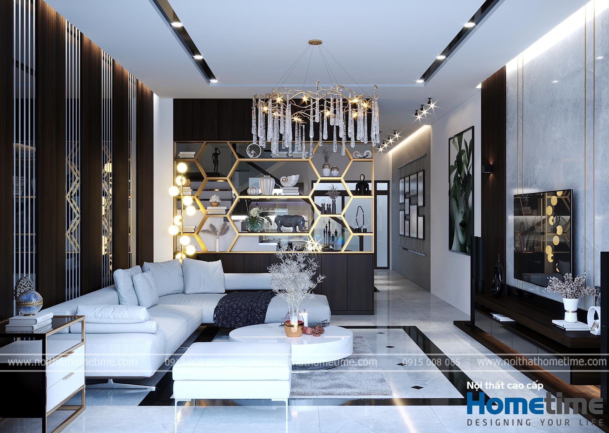 Phối cảnh thiết kế nội thất trọn gói mới nhất năm 2020