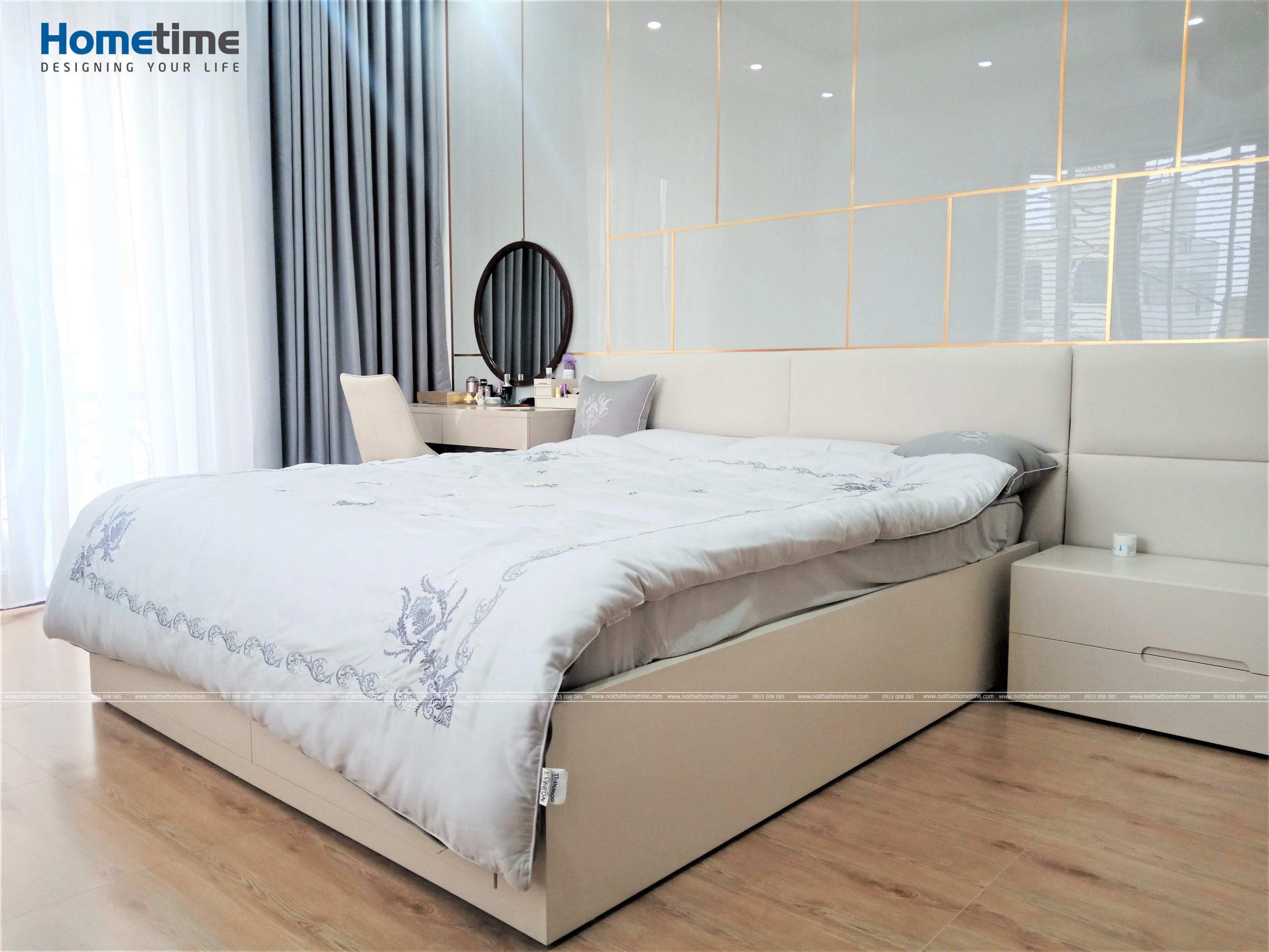 Hình ảnh phòng ngủ đơn giản mà sang trọng