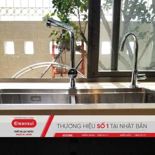 Kết hợp vòi rửa nước sinh hoạt