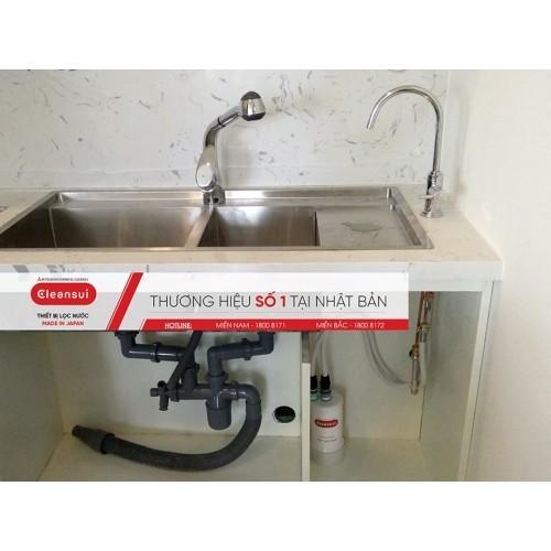 Vòi nước cleansui EU101 cung cấp nguồn nước sạch