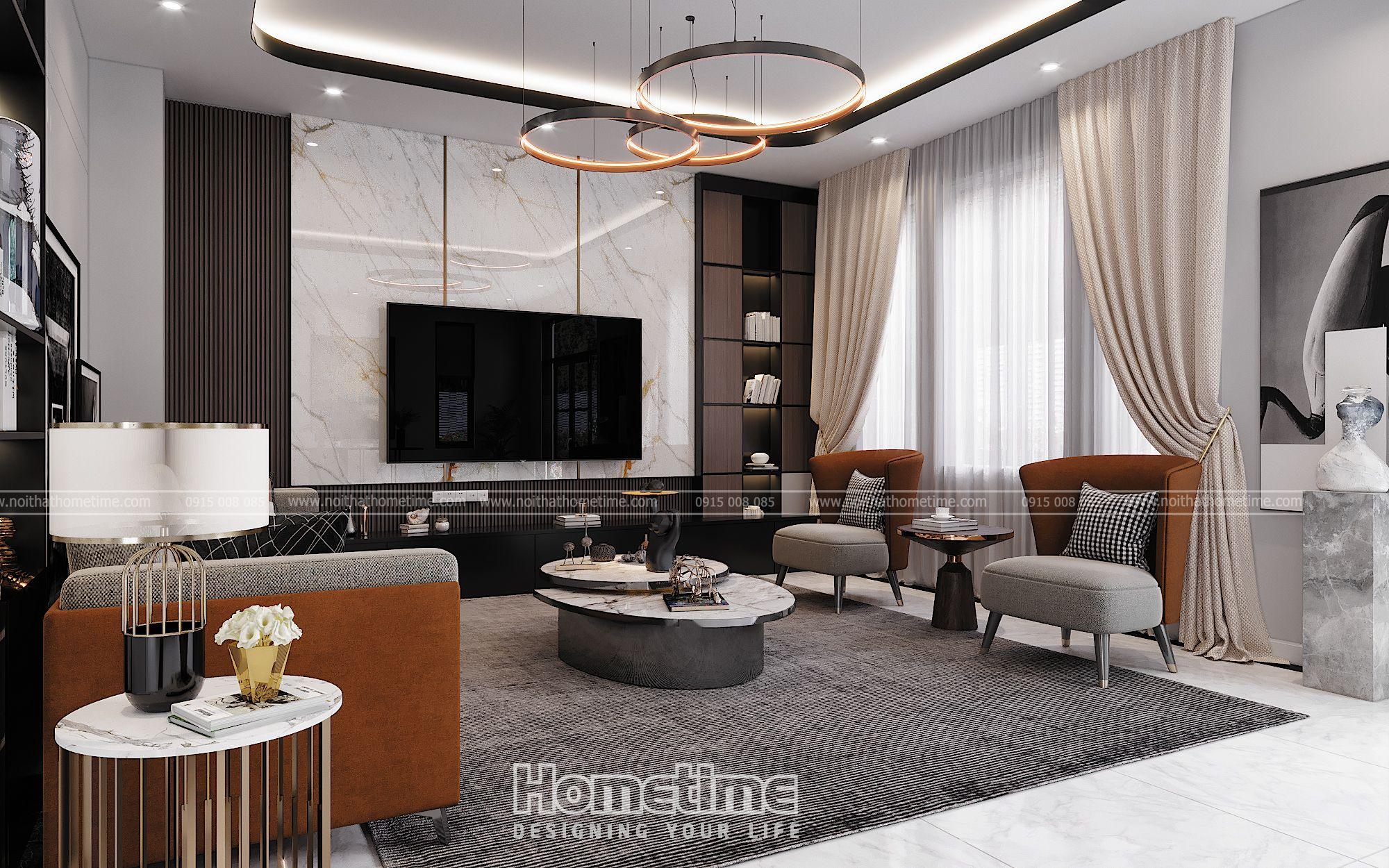 Không gian vẫn là yếu tố quan trọng khi thiết kế nội thất
